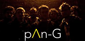 pAn-G en résidence et en concert au 2 Pièces Cuisine !